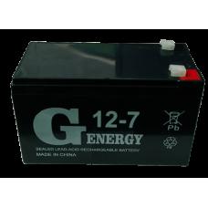 Аккумулятор для электропастуха