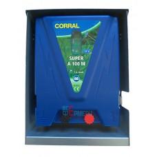 Генератор (батарея) электропастуха CORRAL Super A 100 M