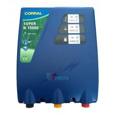 Генератор (батарея) электропастуха CORRAL Super N15000