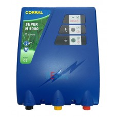 Генератор (батарея) электропастуха CORRAL Super N5000