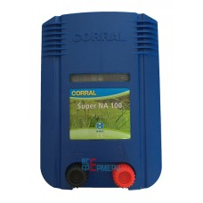Генератор (батарея) электропастуха CORRAL Super NA 100 DUO