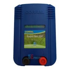 Генератор (батарея) электропастуха CORRAL Super NA 200 DUO