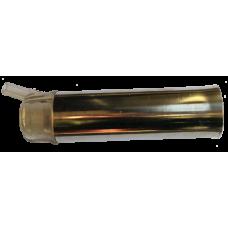 Доильный стакан с пластиковой крышкой 00.00.1130