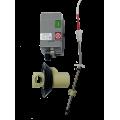 Блок управления молочным насосом БУМН (боковой, геркон)