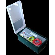 Генератор (батарея) электропастуха ИЭ-1-2