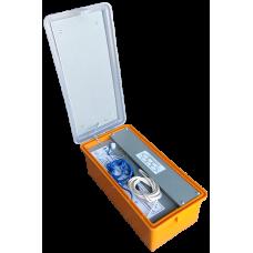 Генератор (батарея) электропастуха ИЭ-2