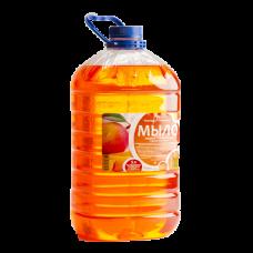Мыло жидкое с глицерином, 5 л.