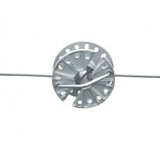 Натяжитель для проводов и тросов круглый