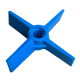 Крыльчатка НМУ 01.008 (крест)
