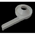 Приемник обрата для сепаратора МОТОР СИЧ (пластик)