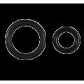 Уплотнительные кольца коллектора (для поршневого доильного аппарата)