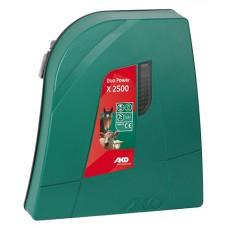 Генератор (батарея) электропастуха Duo Power X2500